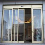 طراحی و تولید درب اتوماتیک شیشه ای