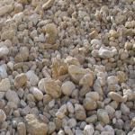 عرضه انواع شن،ماسه،قلوه سنگ،آجر و خاک