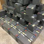خریدار ضایعات باطری / باطری UPS فرسوده