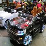 تعمیر و فروش ماشین شارژی تویوتا لندکروز