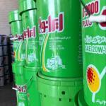 فروش انواع روغن موتور و محصولات نفتی