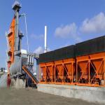 کارخانه آسفالت با ظرفیت تولید 80 الی 200 تن
