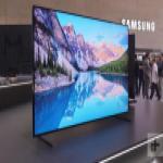 تلویزیون و LED (سونی Sony / سامسونگ samsung)