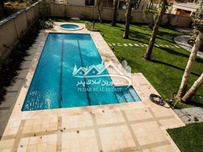 باغ ویلا ۲۰۰۰ متری در محمد شهر