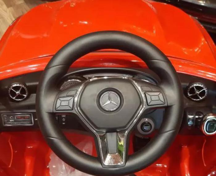 ماشین شارژی benz تحت لیسانس clb ایتالیا