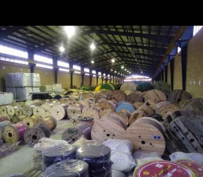 فروش سیم افشان - قیمت سیم برق 2.5 البرز - سیم برق ساختمان - قیمت سیم پیام افشان - انواع سیم افشان