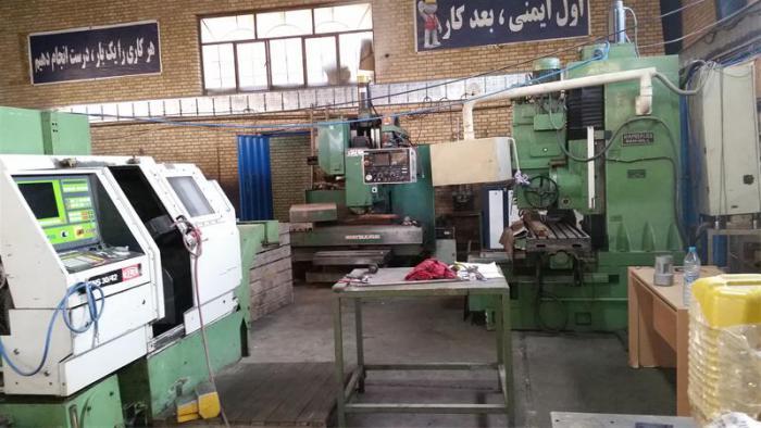 آموزشگاه نگین سازان( آموزش تراش CNC و فرز CNC کرج)