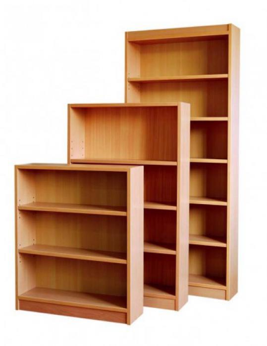 تجهیزات کتابخانه ای آبنوس